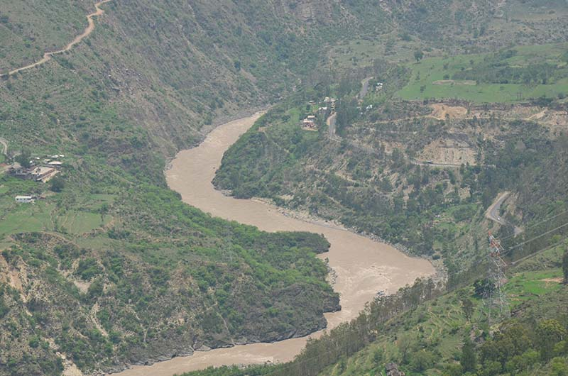 sutlej view point - Places to Visit in Spiti Valley