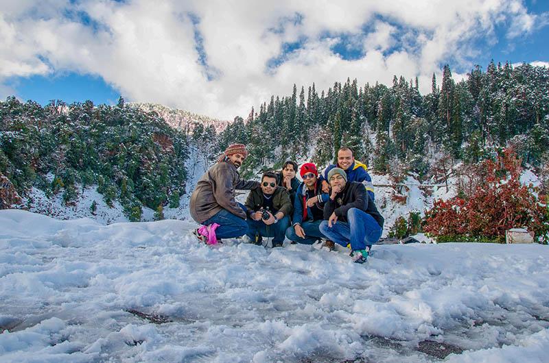 tourist attractions in chopta