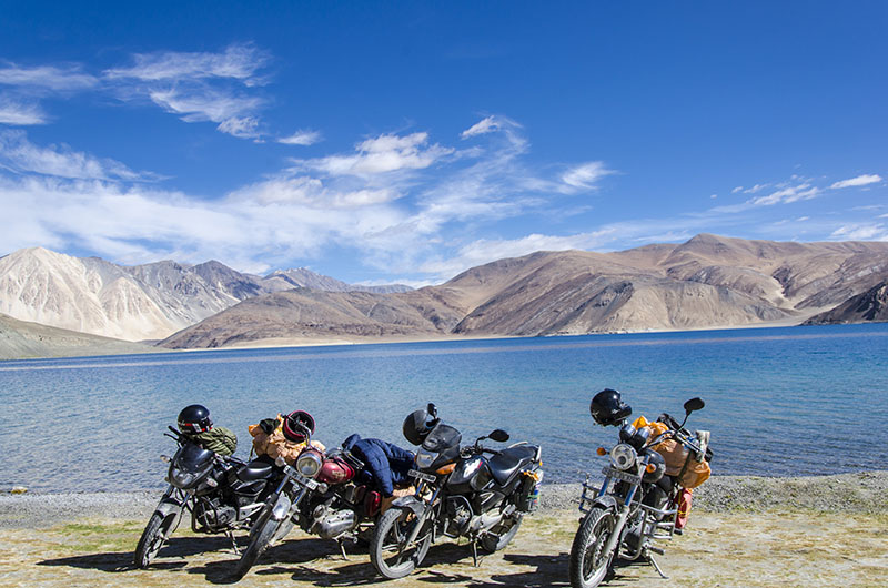 Best Motorcycle for Ladakh Trip