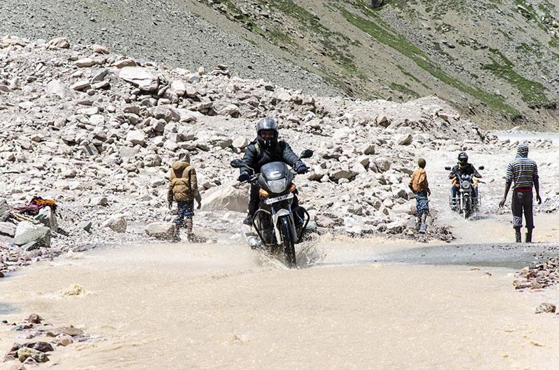 best bike for leh ladakh