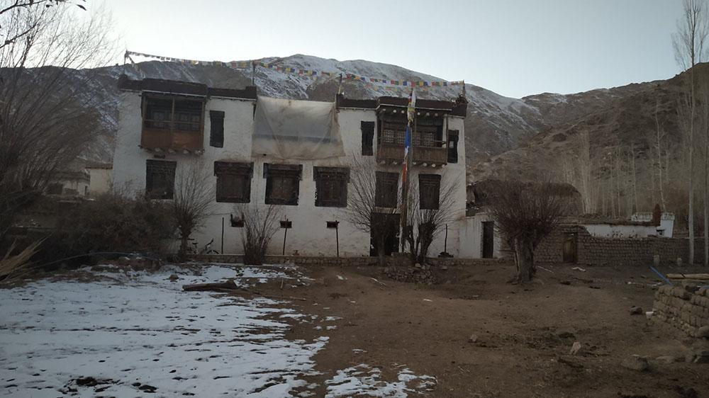 homestay in ladakh