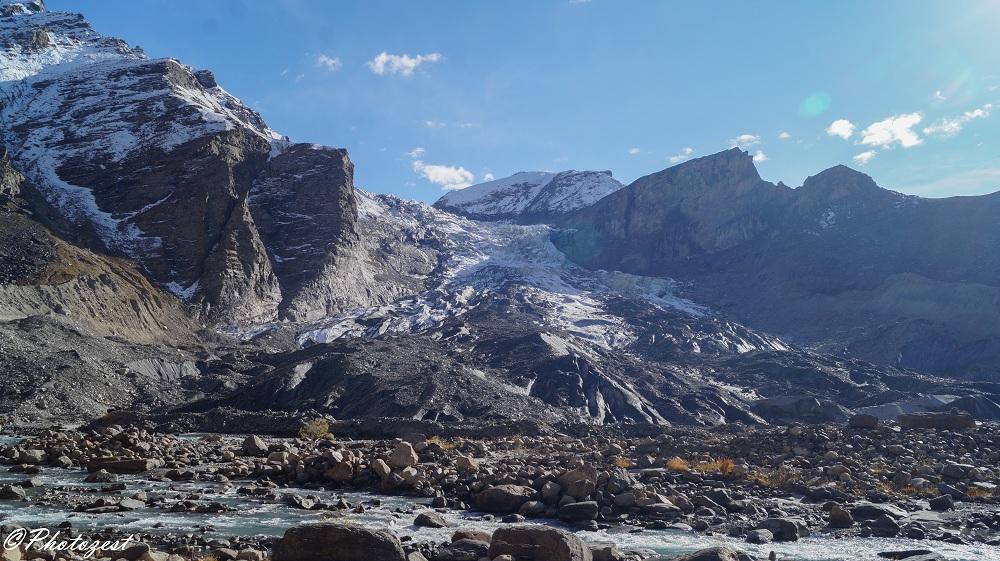 parkachik glacier