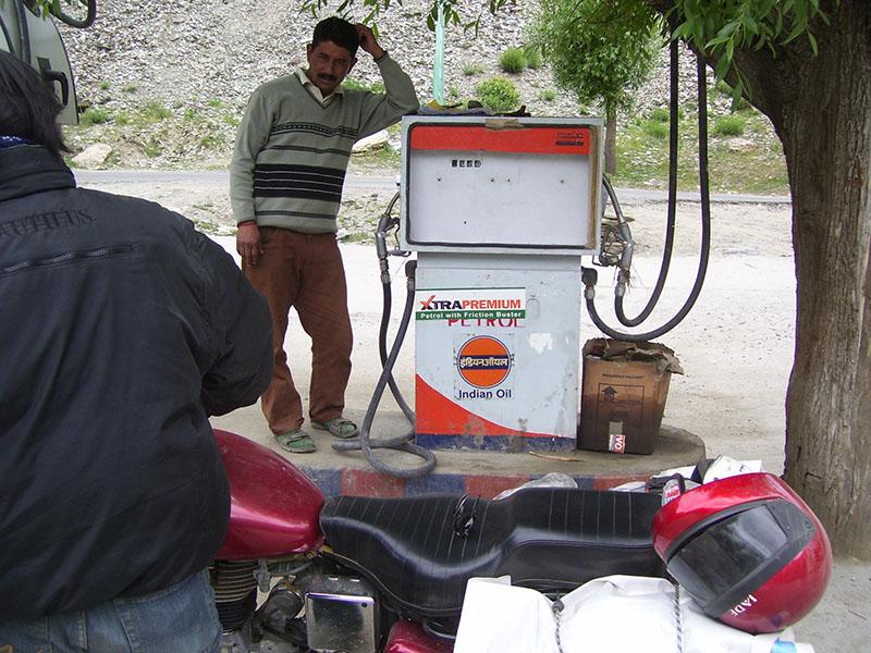 spare fuel for ladakh