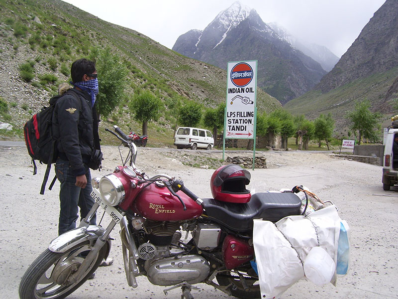 Fuel Availability in Leh Ladakh
