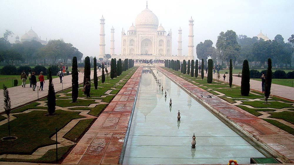 delhi to agra bike trip