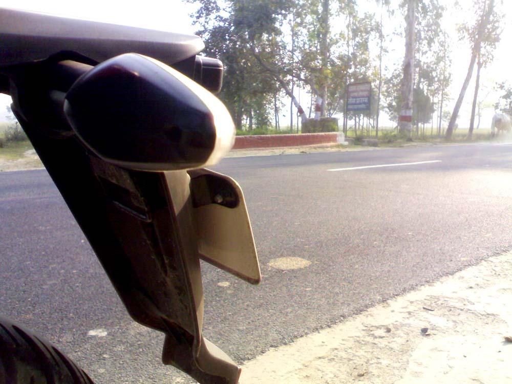 delhi to lucknow bike ride