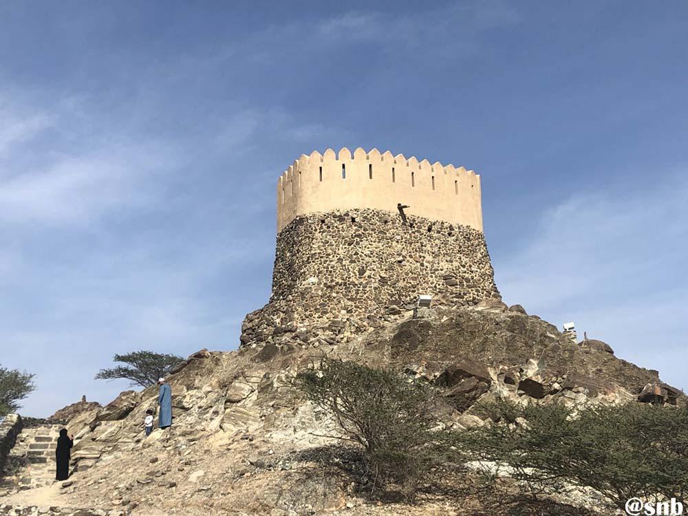 landscape of Fujairah