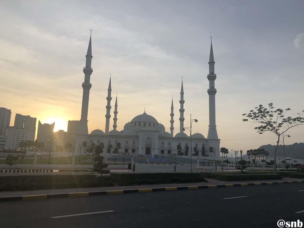 dubai to fujairah road trip