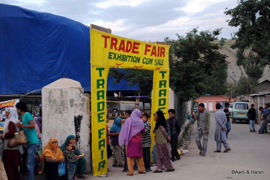 local fair at Kargil