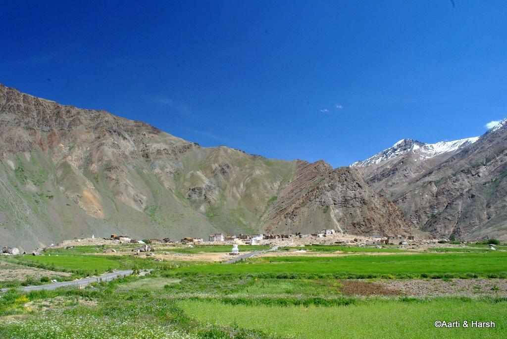 sightseeing in zanskar valley