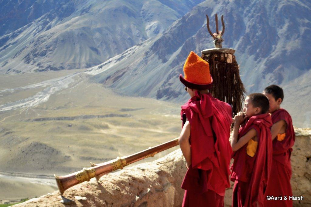 stongdey monastery festival