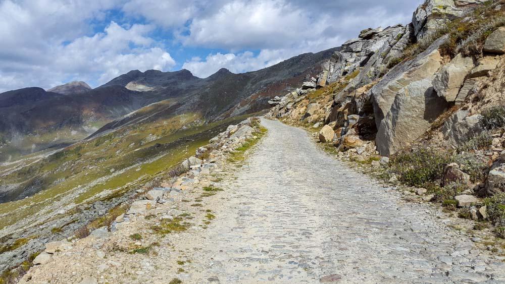bairagarh to sach pass