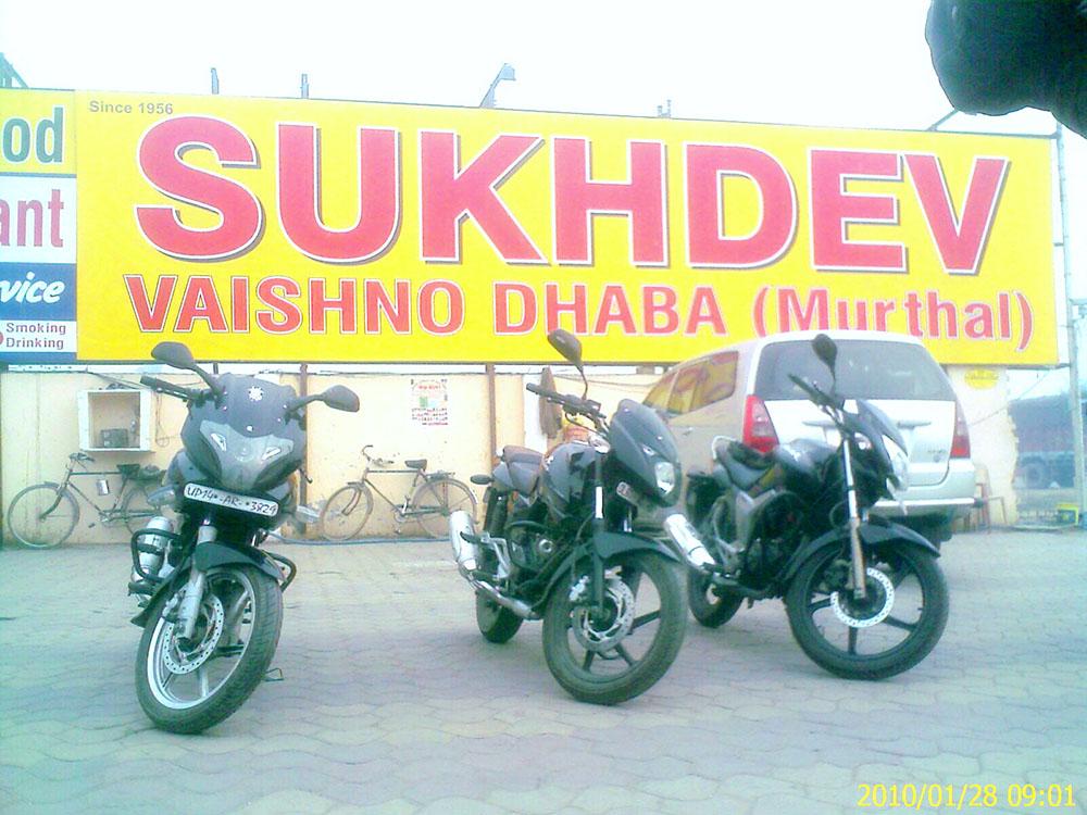 sukhdev dhaba murthal