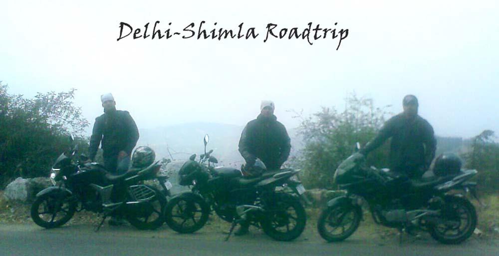 bike trip to shimla