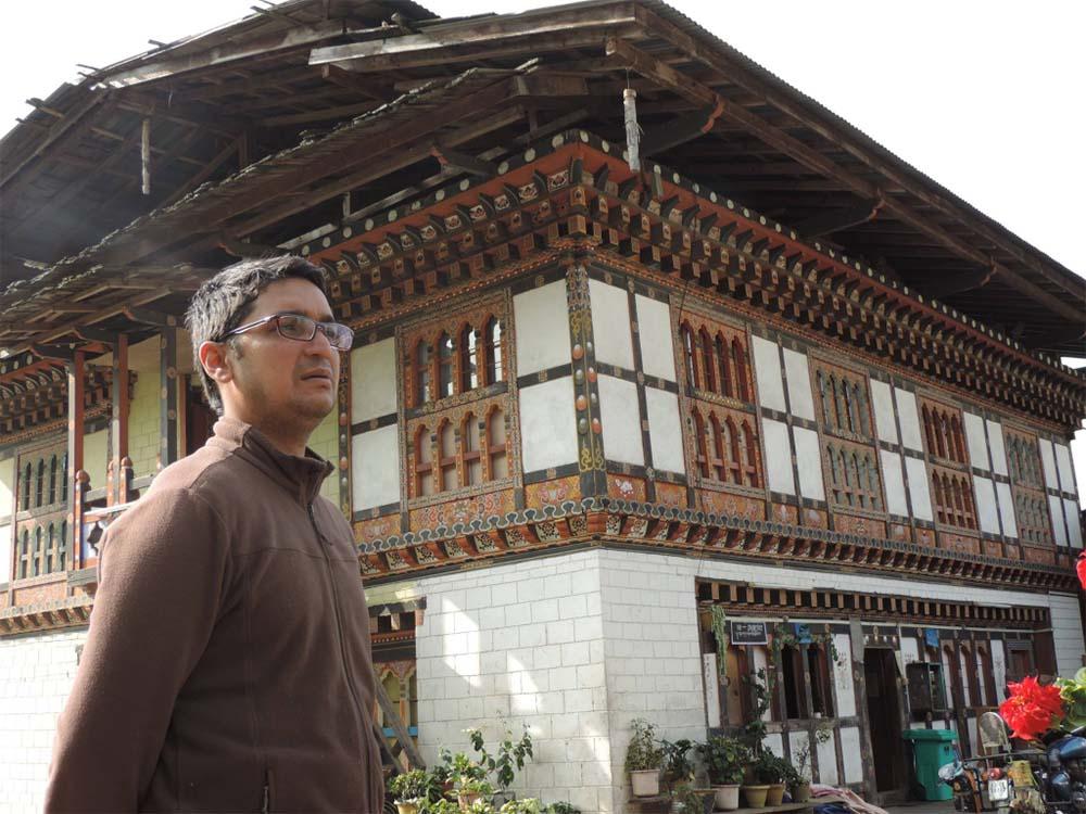 Delhi to Bhutan Bike Trip