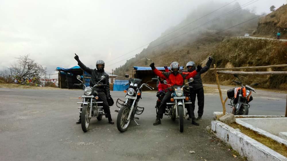 Thimphu to Dochula Pass
