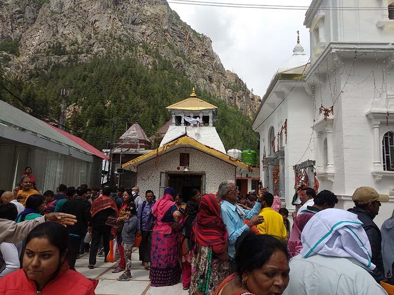 best time to visit gangotri and gaumukh