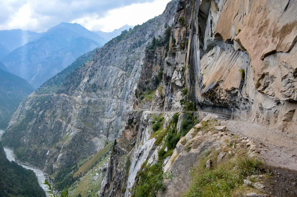 cliffhanger route