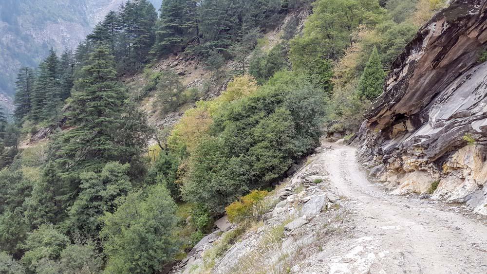 Killar Kishtwar Road