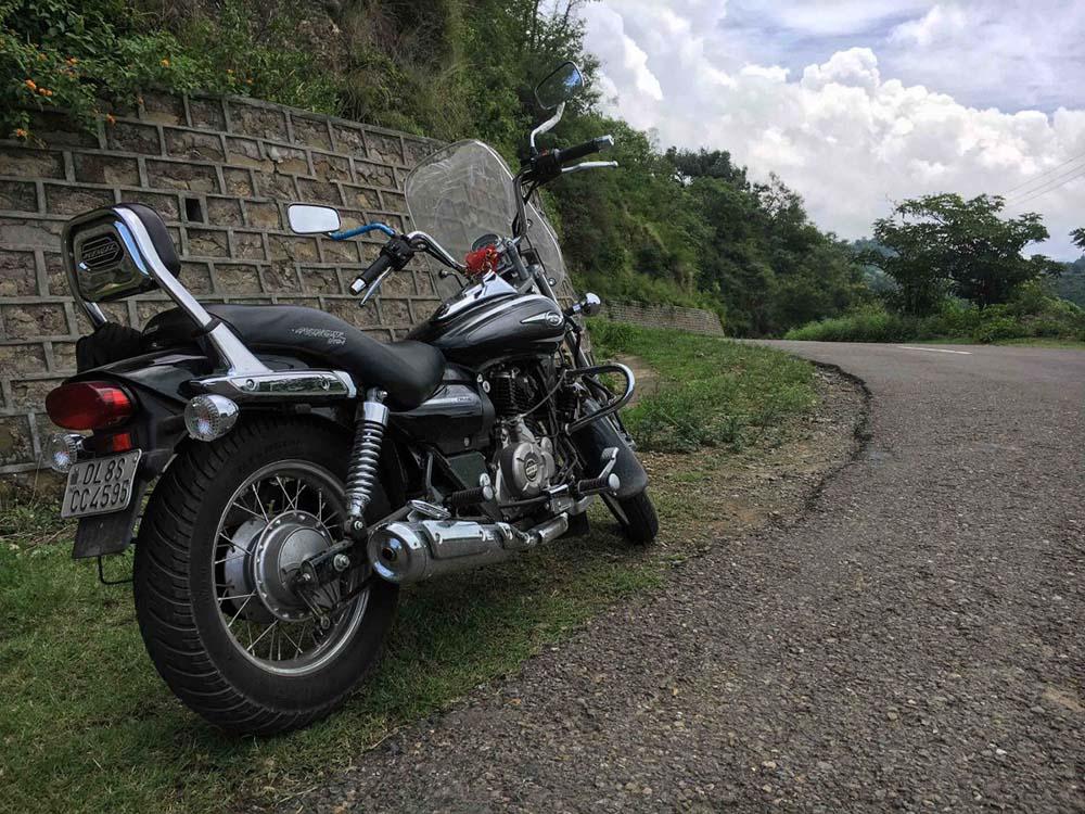 road trip to morni hills