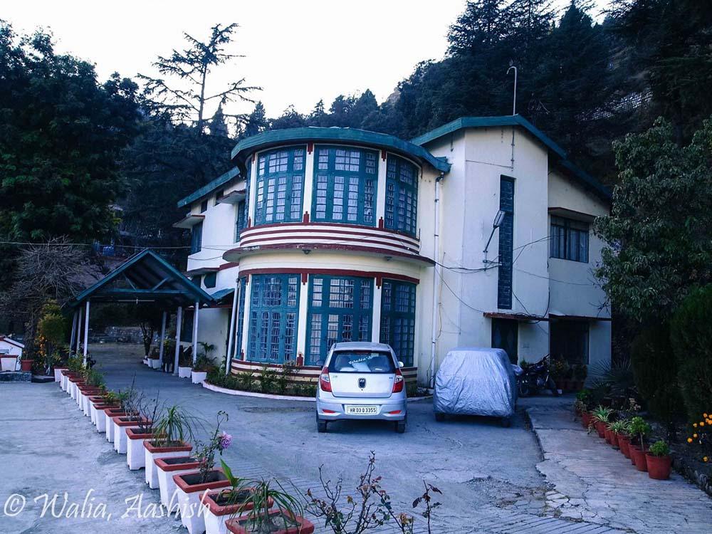 ekant guest house mussoorie