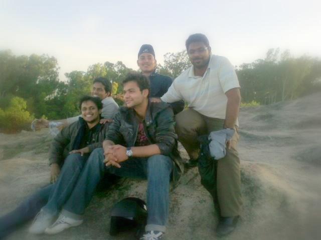 Bike Trip to Nandi Hills
