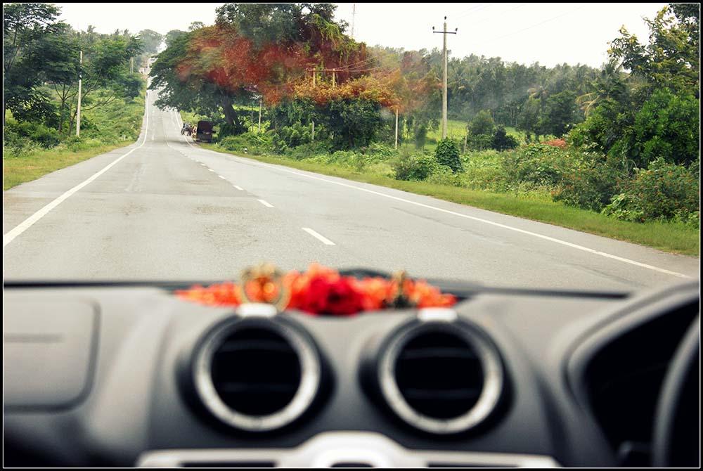 road trip to madikeri