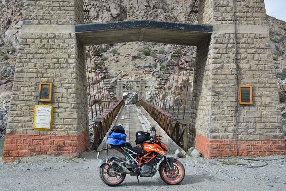 harka bahadur bridge