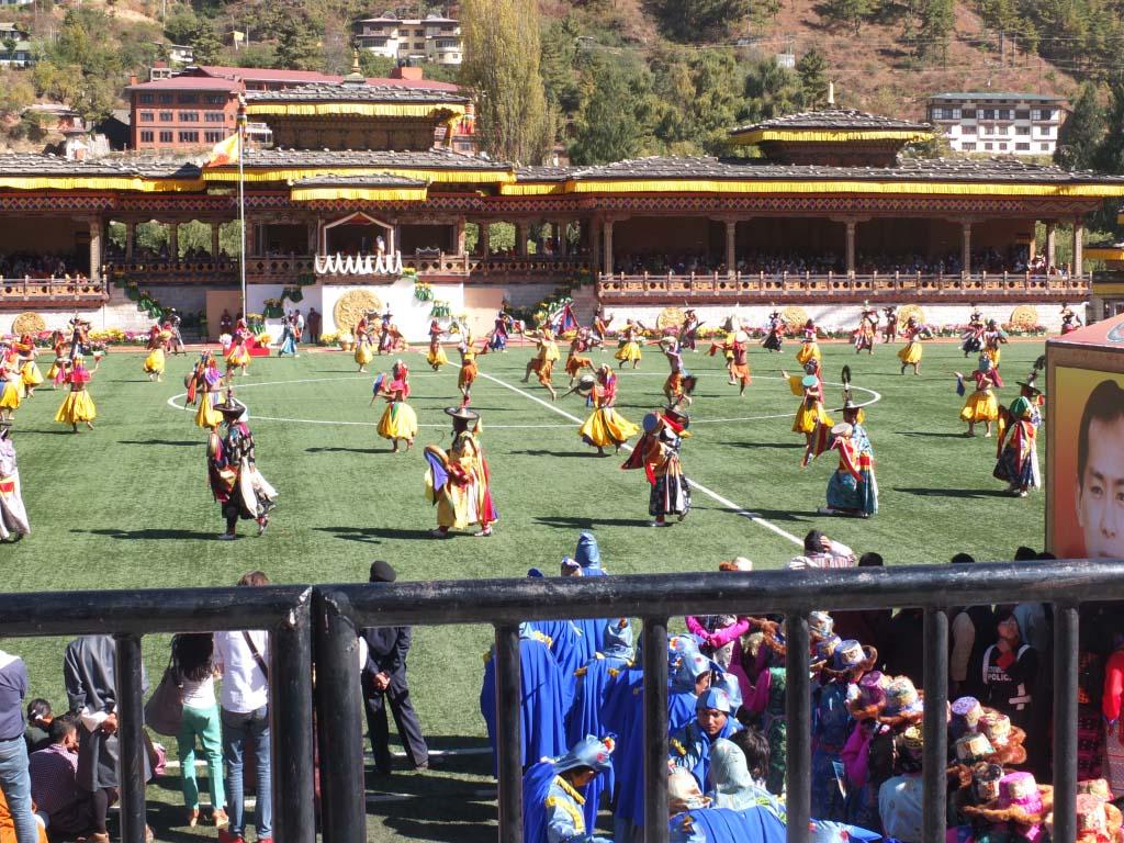 thimpu celebrations