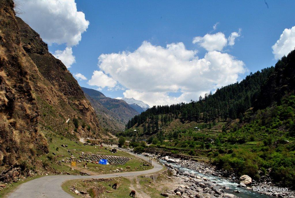 rohru to chanshal pass