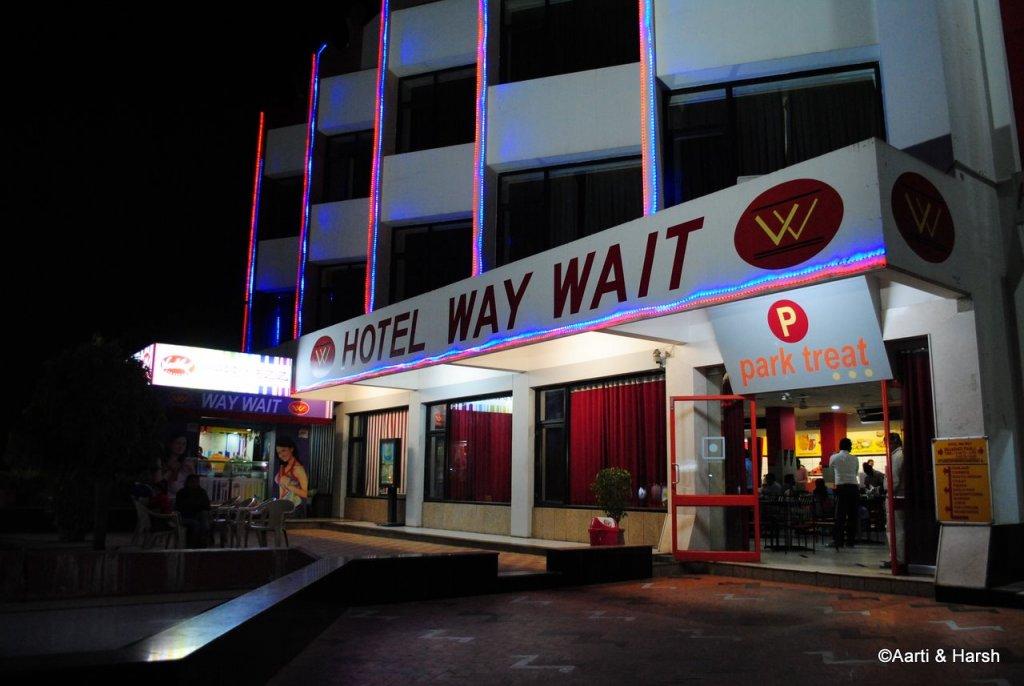 hotel way wait