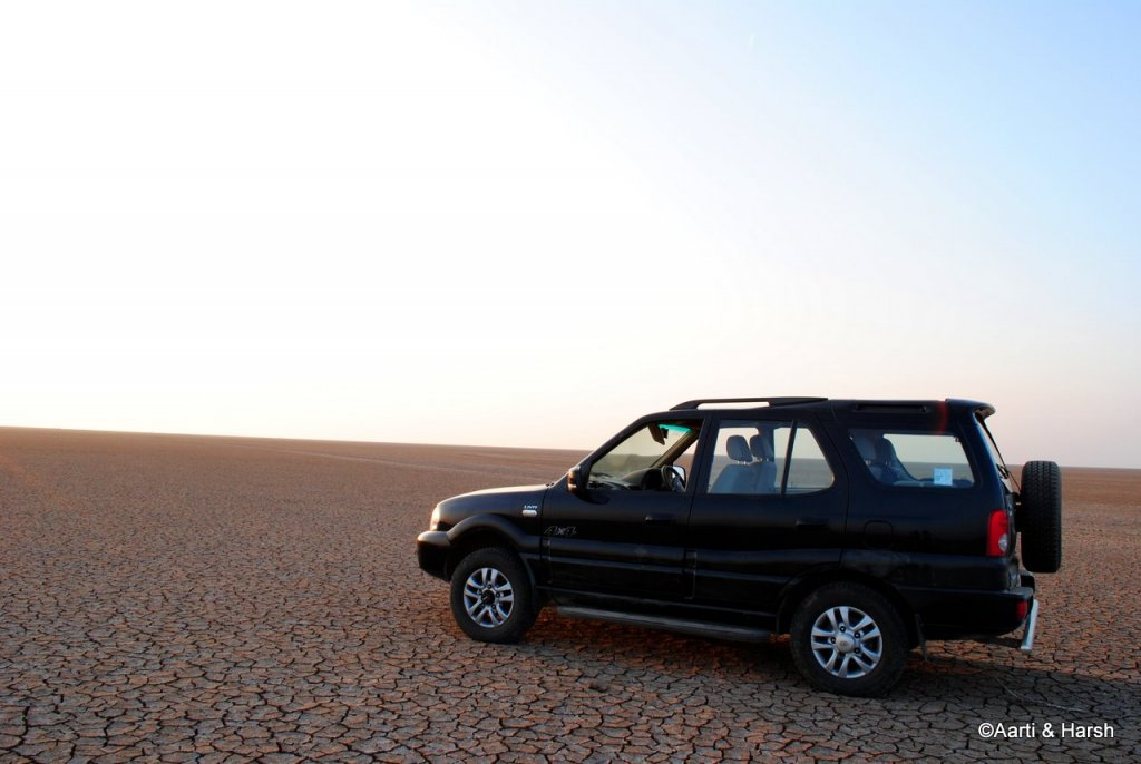 delhi to rann of kutch by road