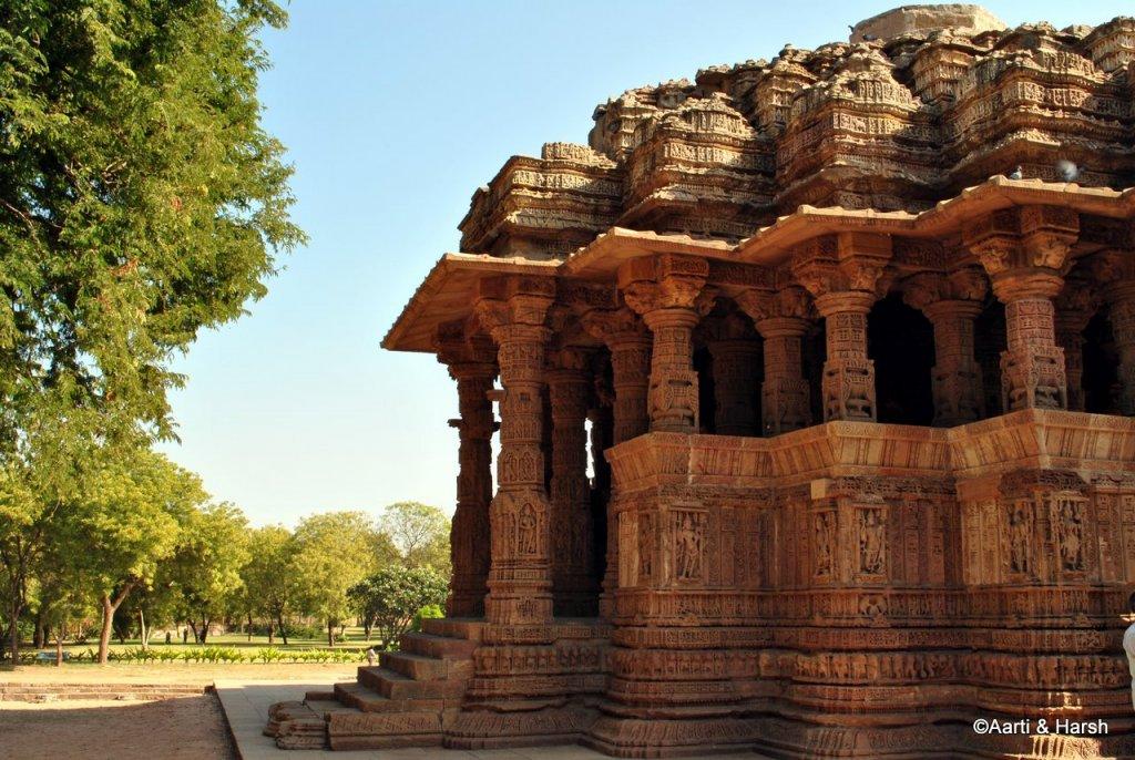 sun temple zainabad
