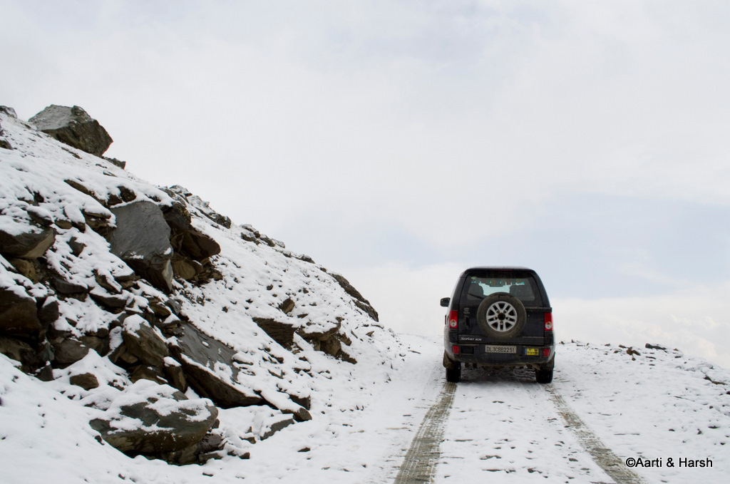 Sach Pass Road Trip