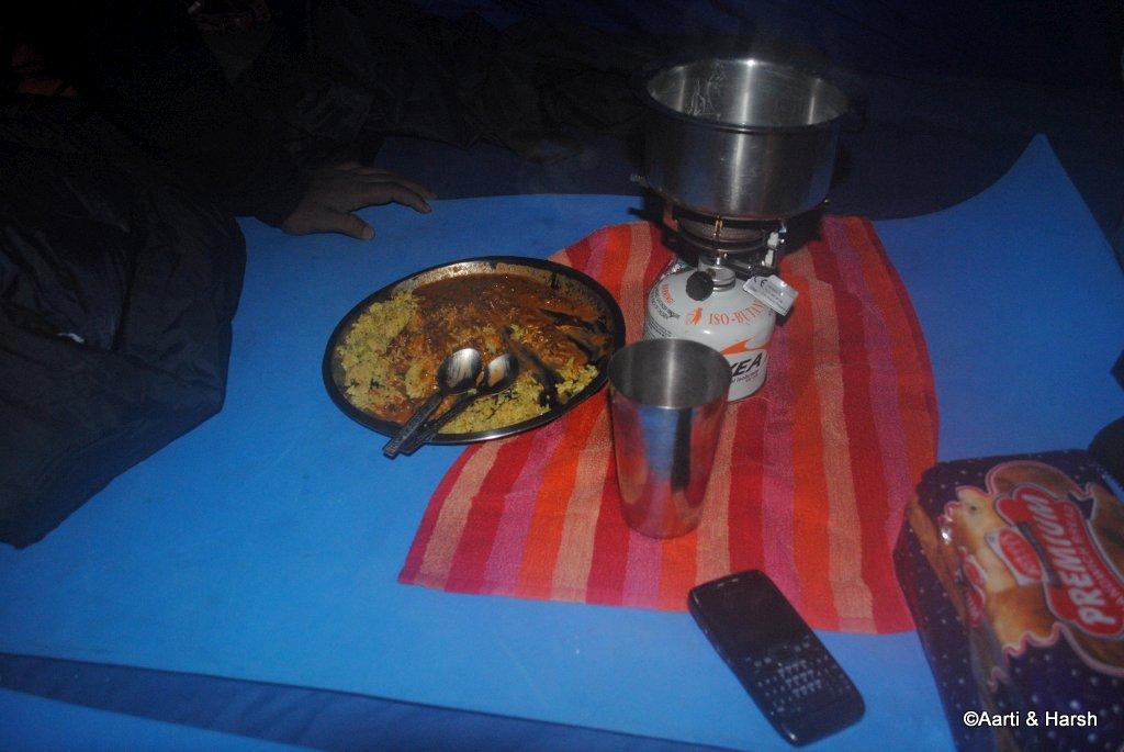 self camping in ladakh