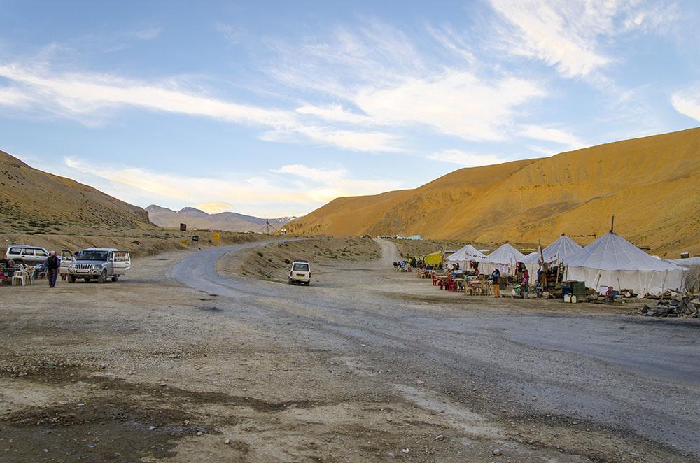 campsites at pang