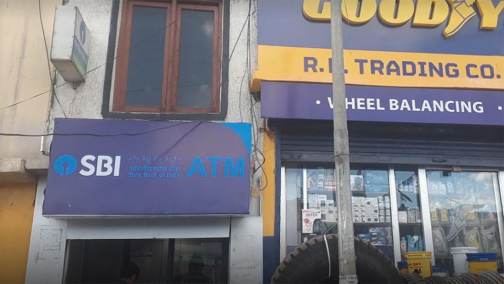 Banks in Ladakh