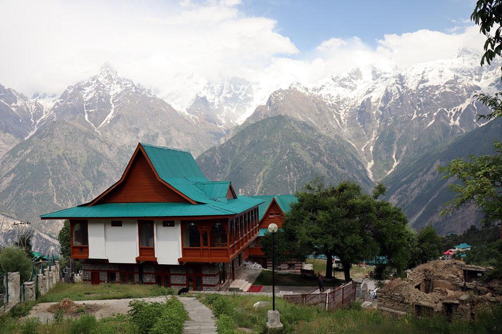 Kinnaur Kailash Cottages