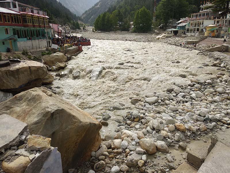 river at gangotri