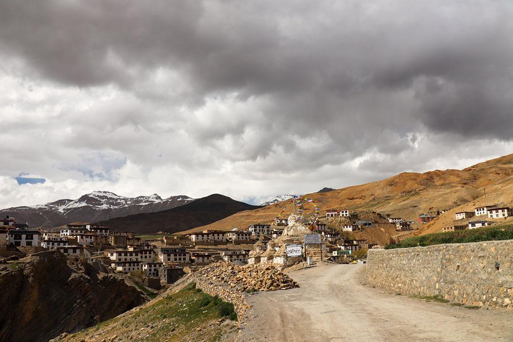 kibber village