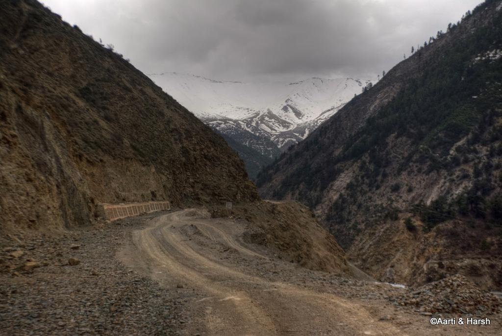Road Trip to Auli, Malari Village and Niti Valley