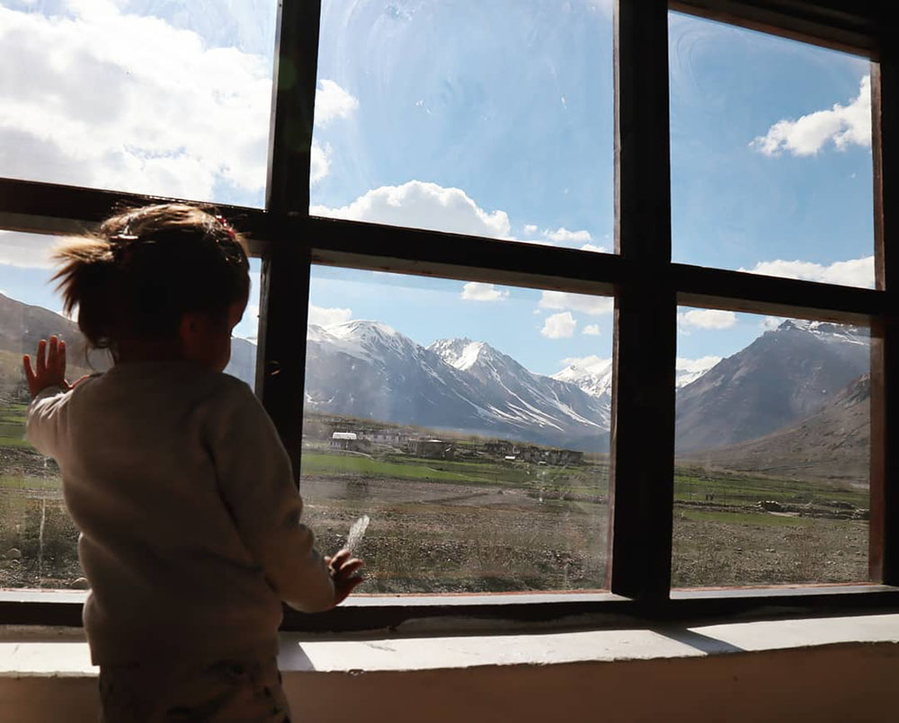 family trip to spiti valley