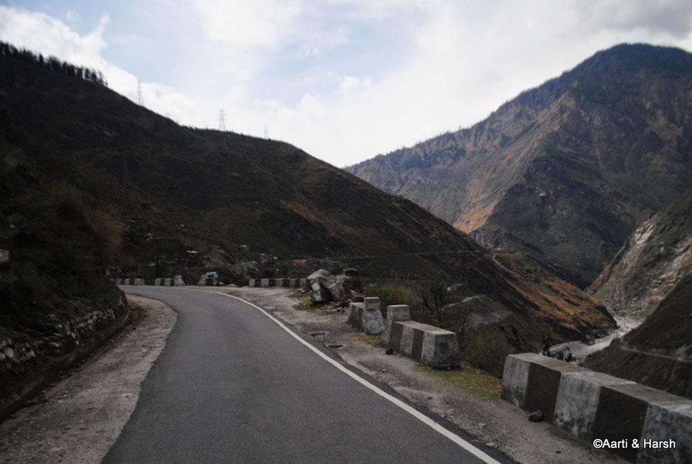 Chitkul to Jalori Pass to Banjar