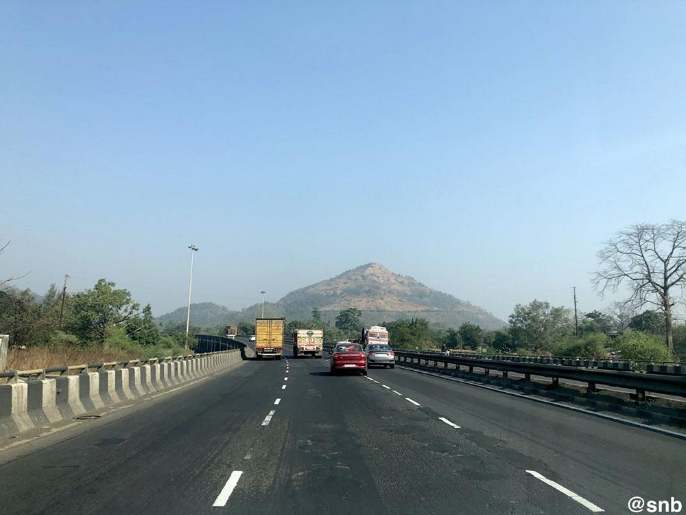 Mumbai to Ahmedabad Road Trip