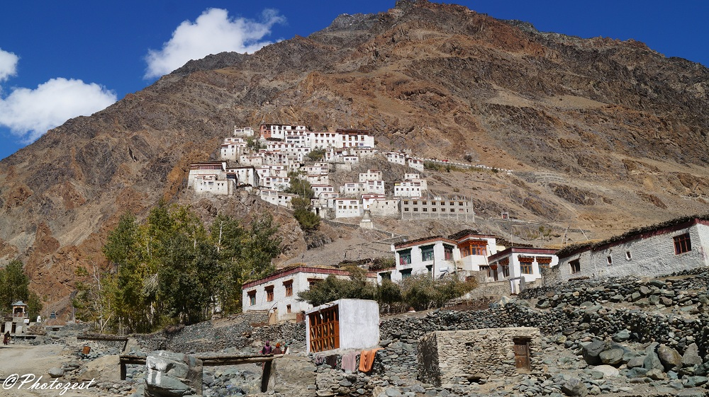 karsha monastery