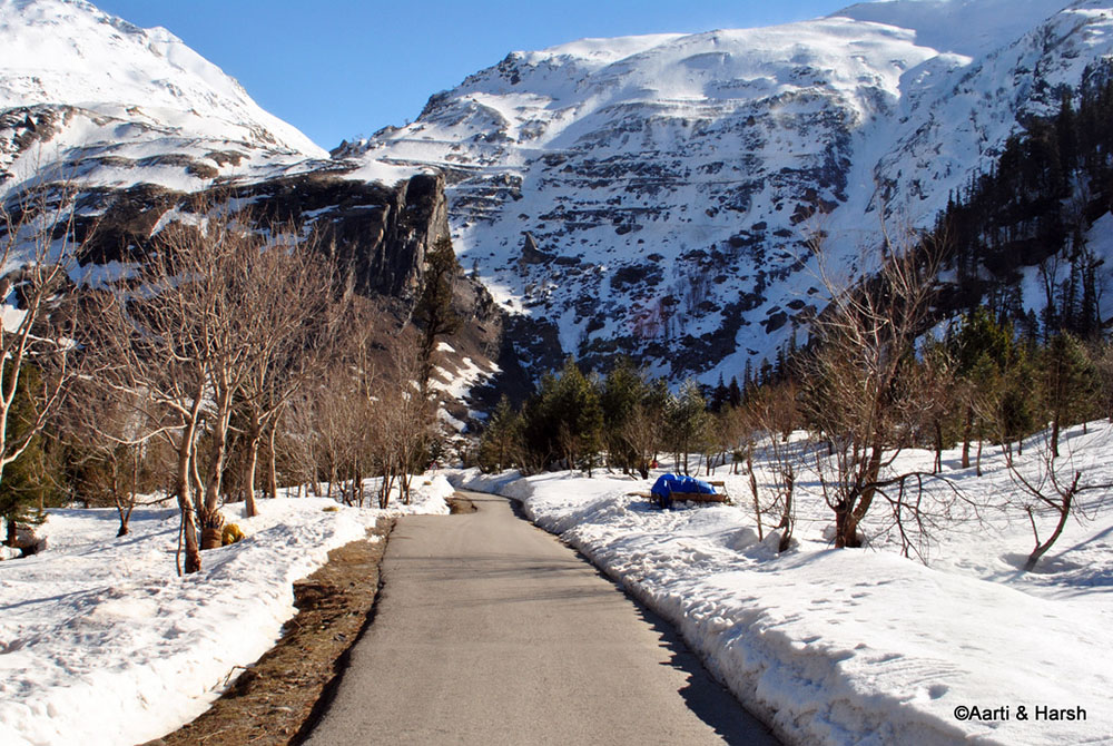 manali in march