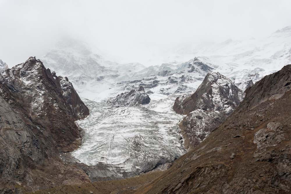 Shafat Glacier
