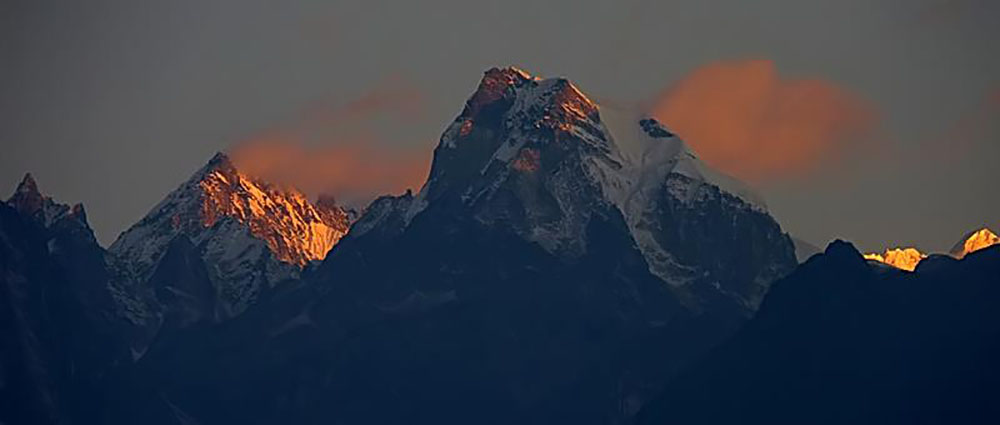 best view of kanchenjunga from sikkim