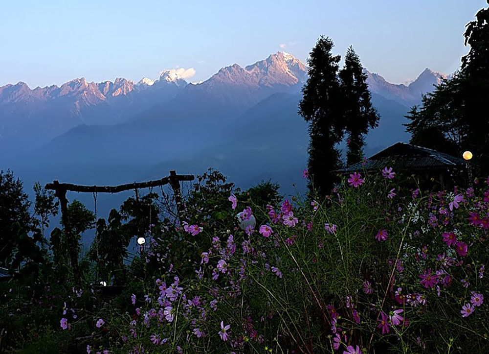 road trip to west sikkim