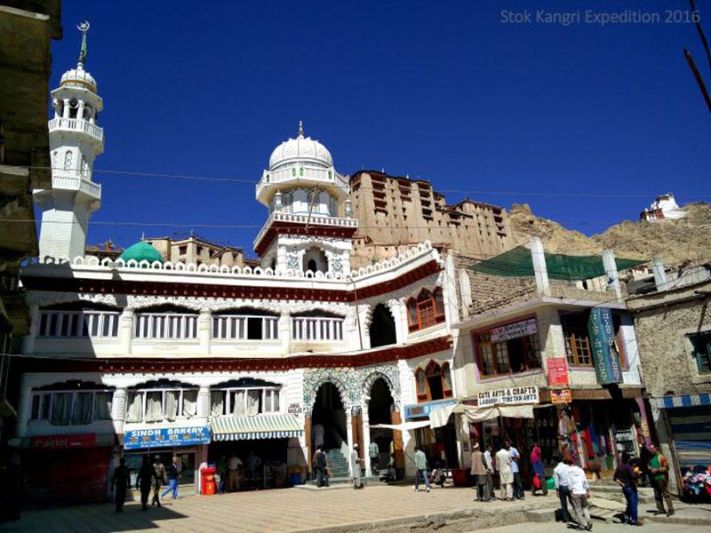 jama masjid leh
